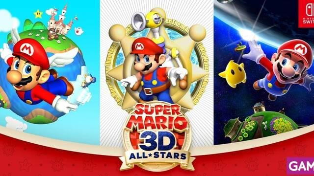 GAME y el 5 aniversario de Mario