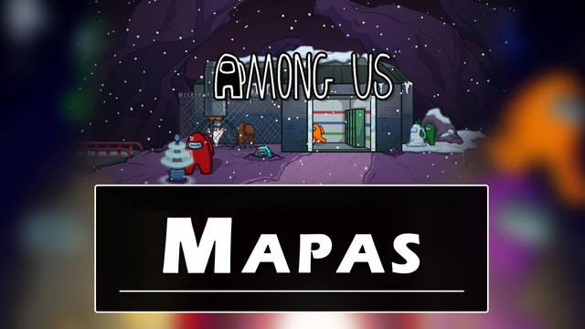 Mapas de Among Us: Características de Skeld, Mira HQ y Polus