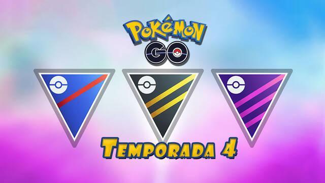 Pokémon GO - Temporada 4 de Liga Combates GO: Fechas, novedades y recompensas