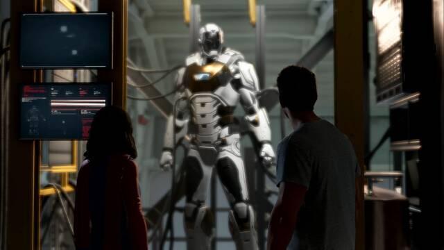 Rocket Man al 100% en Marvel's Avengers