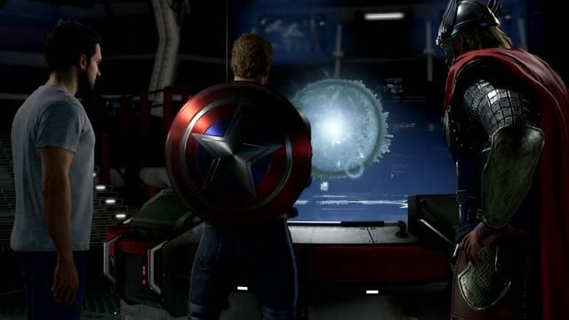 Atuendos de tecnología Stark al 100% en Marvel's Avengers