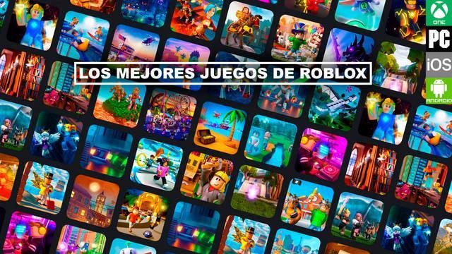 Los MEJORES juegos de Roblox (2021)