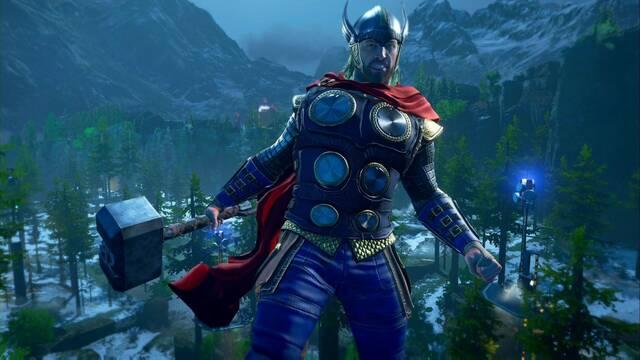 Todas las misiones icónicas de El poderoso Thor en Marvel's Avengers