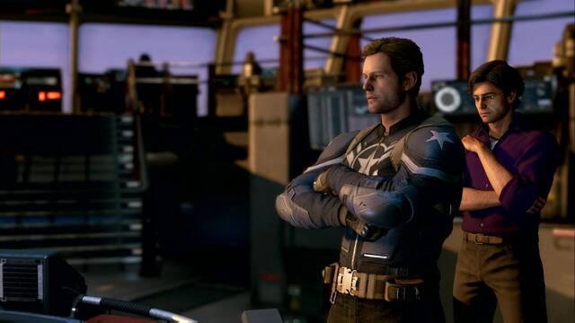 Todas las misiones icónicas de El decidido Capitán América en Marvel's Avengers