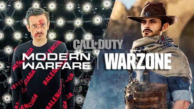 CoD: Warzone y Modern Warfare tendrán un personaje interpretado por un cantante italiano.