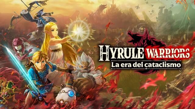 Hyrule Warriors: La era del cataclismo tendrá una edición coleccionista en Japón