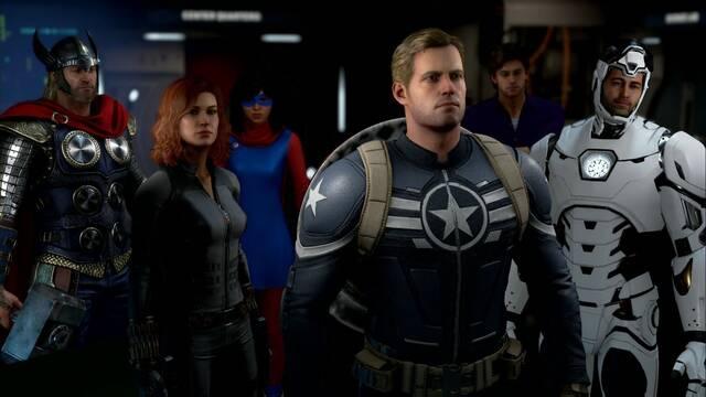 Vigilancia al 100% en Marvel's Avengers