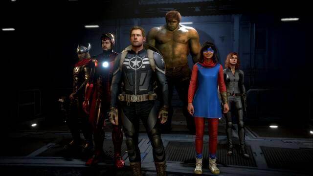 Con la fuerza de la mente al 100% en Marvel's Avengers