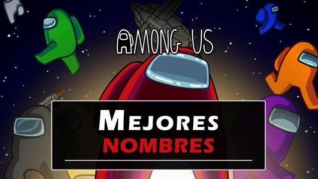 Among Us: Los mejores nombres, graciosos, populares y trolls