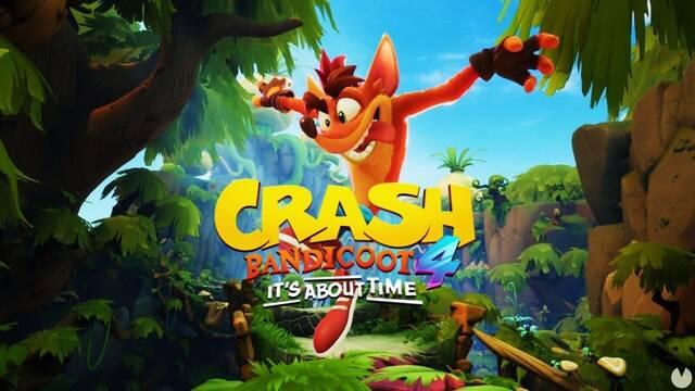 Crash Bandicoot 4 y su demo