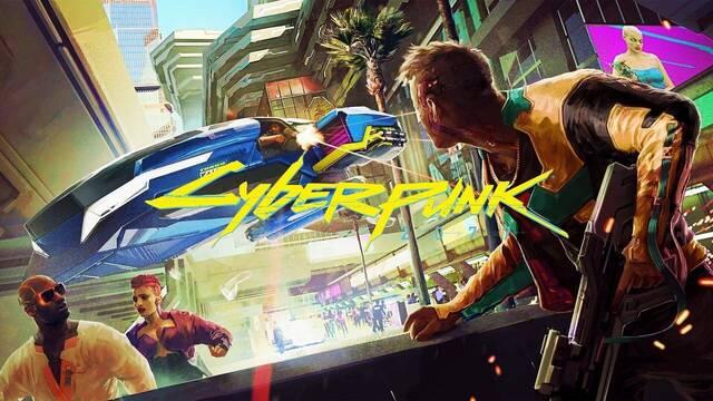 Cyberpunk 2077 y su tamaño