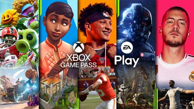 EA Play se integrará gratis en Xbox Game Pass Ultimate.