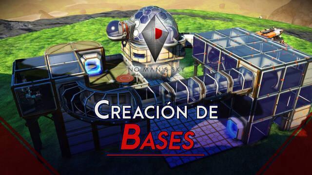 No Man's Sky: Guía de construcción de bases y cómo expandirlas