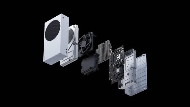 Especificaciones técnicas de Xbox Series S.