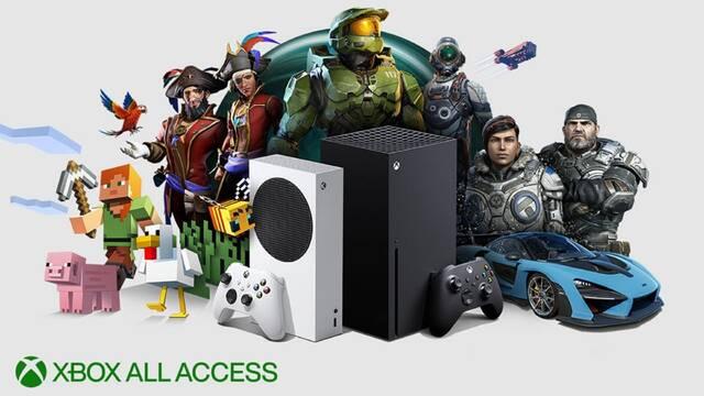 Xbox All Access España