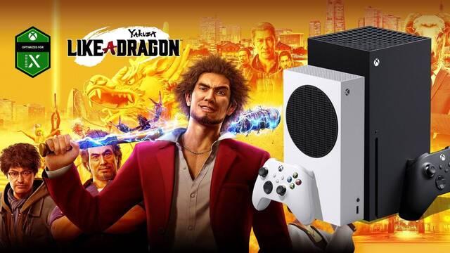 Yakuza: Like a Dragon adelanta su estreno en Xbox Series pero deja en el aire al resto de plataformas.