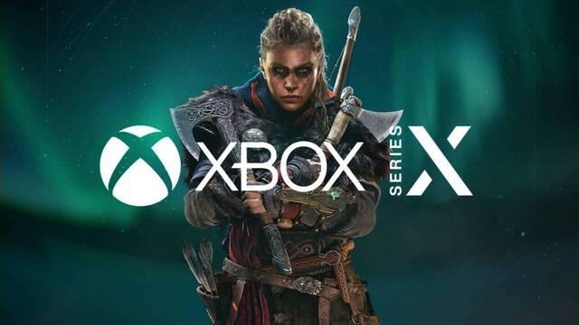 Ubisoft confirma que Assassin's Creed Valhalla funcionará a 4K y 60 fps en Xbox Series X.