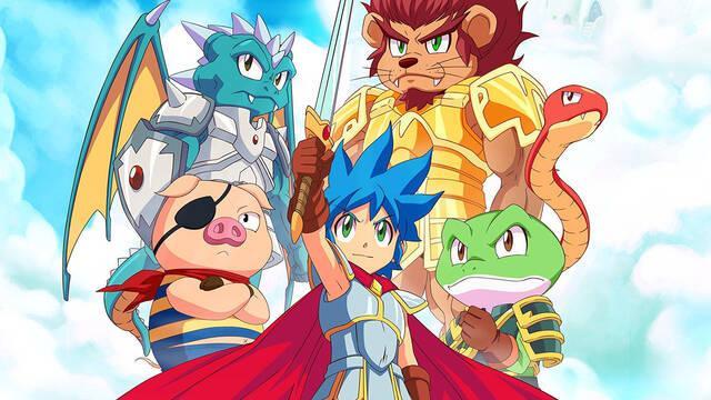 Monster Boy and the Cursed Kingdom llegará a PS5 y Xbox Series gratis