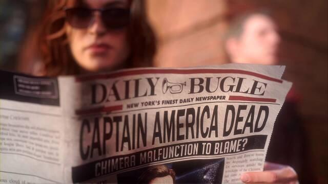 Preguntas frecuentes en Marvel's Avengers