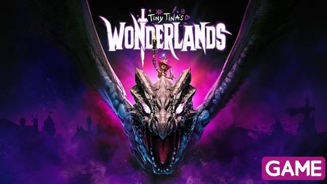 Tiny Tina's Wonderlands ya se puede reservar en GAME.