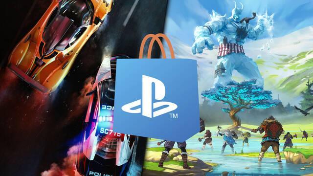 Nuevas ofertas de fin de semana en PS Store.