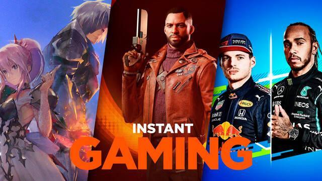 Mejores ofertas de Instant Gaming para este fin de semana