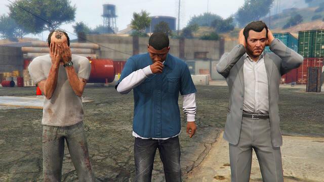 Enfado en la comunidad de GTA V por su retraso en PS5 y Xbox Series X/S.