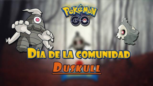 Pokémon GO - Día de la Comunidad de octubre 2021 con Duskull - Fecha y detalles