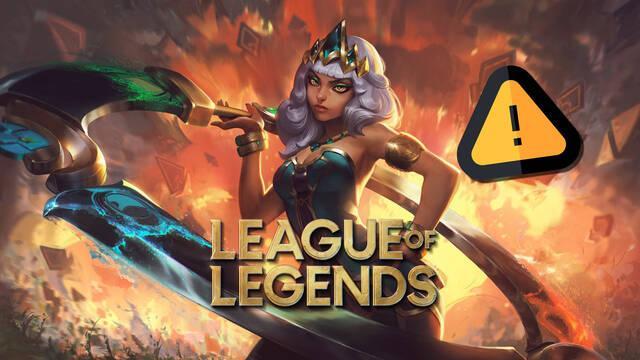 League of Legends: Soluciones a los bugs del parche 11.18
