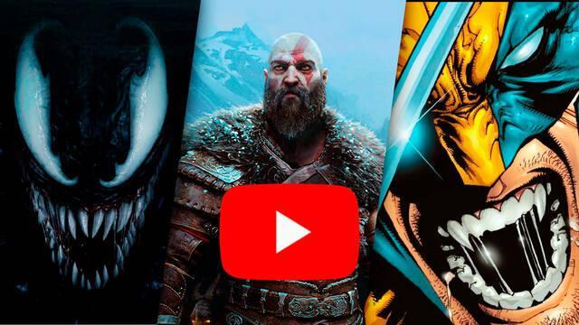 God of War Ragnarok el tráiler más visto de PlayStation Showcase
