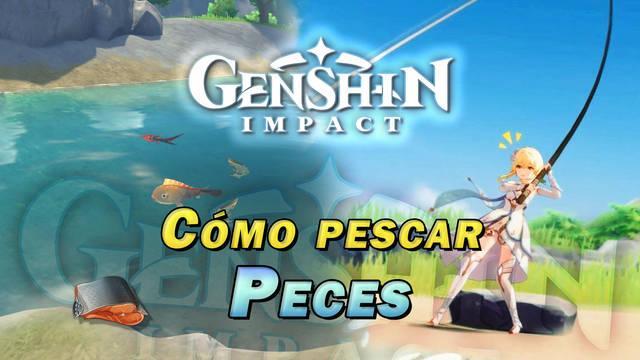 Cómo pescar en Genshin Impact: Tipos de cebos, peces y cómo conseguirlos