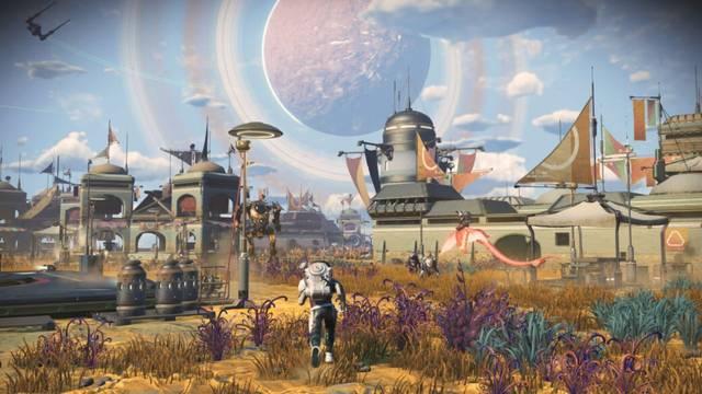 No Man's Sky dará la bienvenida a los asentamientos en su próxima actualización.