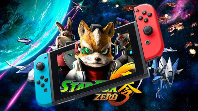 Star Fox Zero para Nintendo Switch