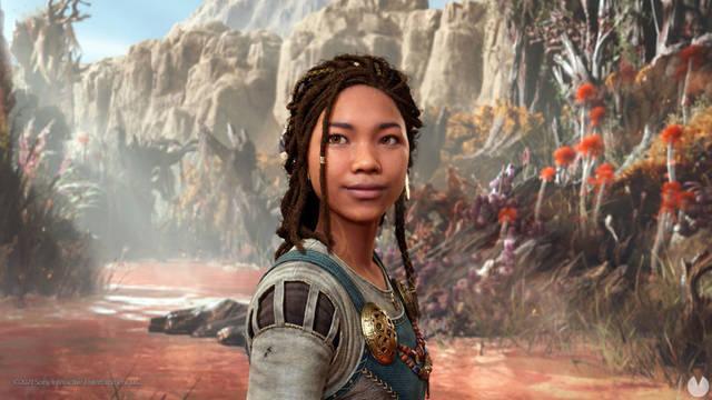 Desarrollador de God of War: Ragnarok responde a las críticas sobre la raza de Angrboda