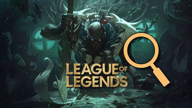 League of Legends: Funcionamiento del equipo de análisis