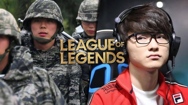 League of Legends: Faker podría librarse del servicio militar si gana la medalla de oro en los Juegos Asiáticos 2022