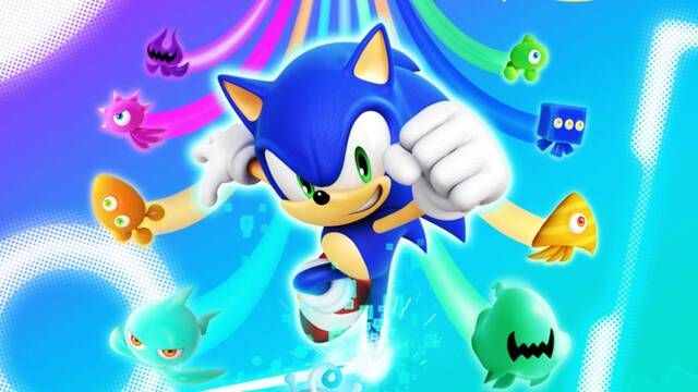 Sonic Colours: Ultimate en físico