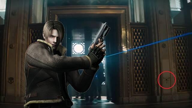 Resident Evil 4 en el anuncio de Sony
