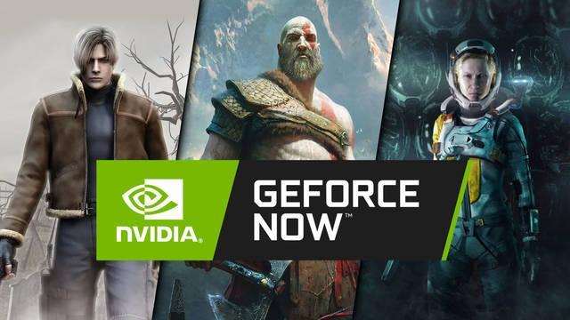 Filtración de juegos no anunciados para PC por una brecha en GeForce Now.