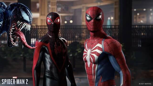 El tráiler de Spider-Man 2 era en tiempo real