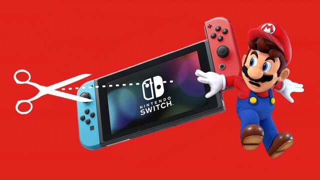 Bajada de precio permanente de Switch