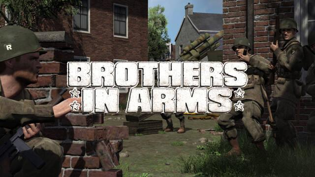 Brothers in Arms recibirá una nueva entrega según confirma Randy Pitchford, CEO de Gearbox