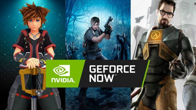 Nvidia aclara que la fuga de la base de datos de GeForce Now incluye 'títulos especulativos'