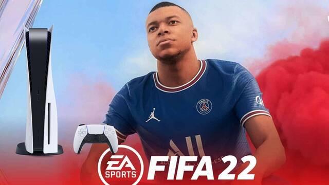FIFA 22 y sus características en PS5