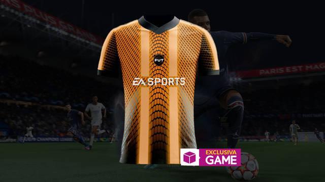 GAME abre las reservas de la camiseta oficial de FIFA 22.