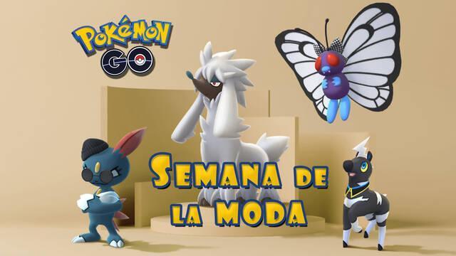 Pokémon GO: Semana de la moda 2021, todos los detalles