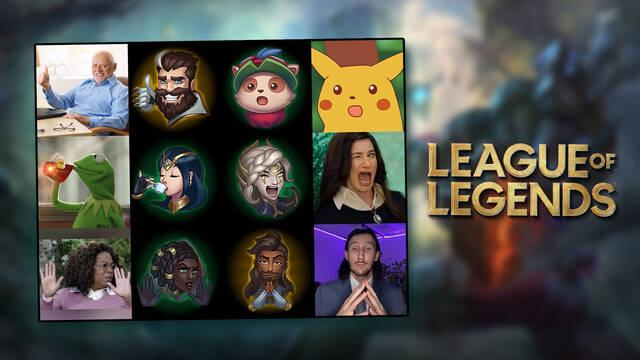 League of Legends: Riot recompensará con emotes inspirados en memes a los espectadores de los Worlds 2021