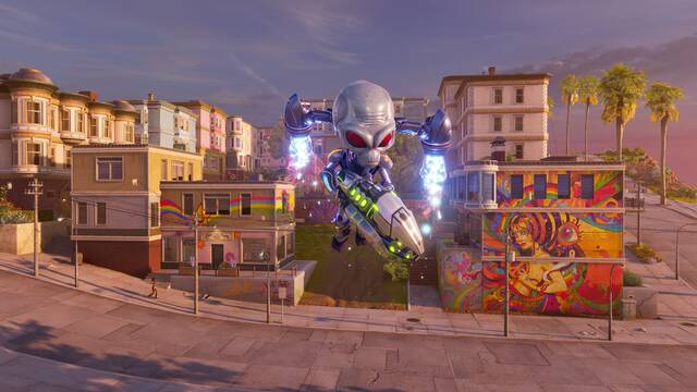 Destroy All Humans 2! Remake PS5 Xbox Series PC