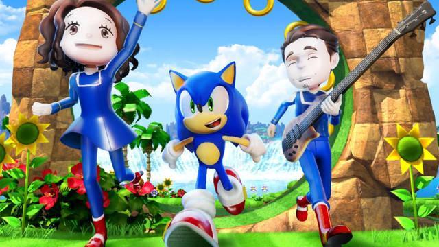 Green Hill Zone, la mítica fase de Sonic, recibe letra en su canción por el 30 aniversario