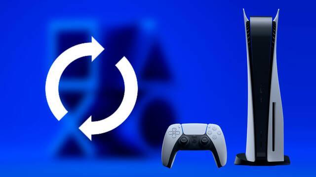 Firmware PS5 mejora rendimiento de los juegos